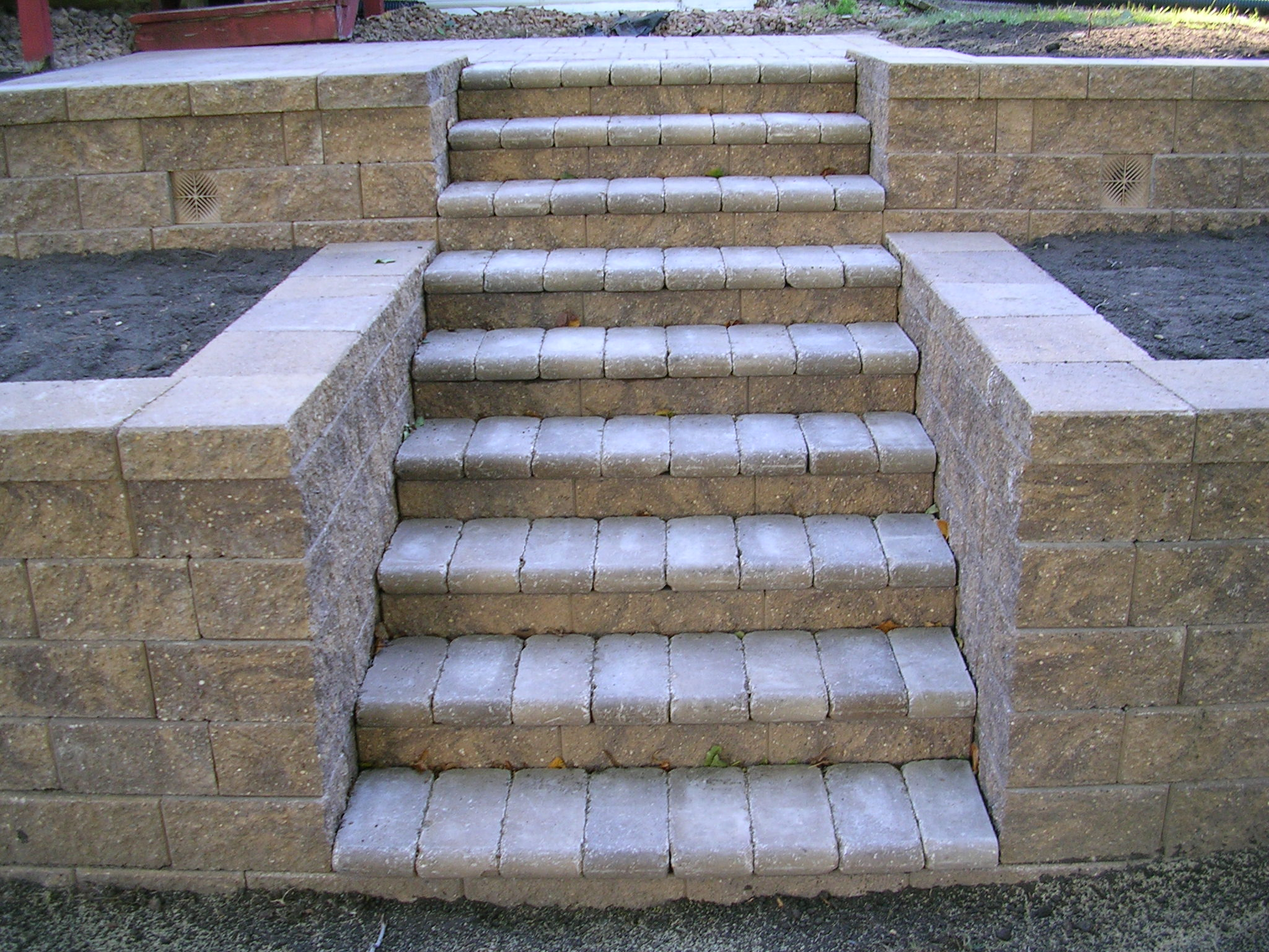Brand new Stairs and Steps | Premier Patio and Landscape, LLC CJ16