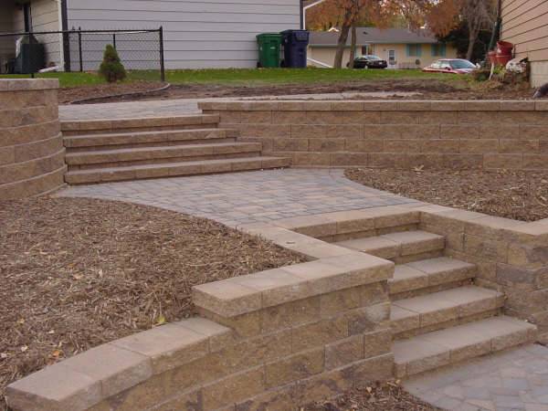 stairs and steps premier patio and landscape llc