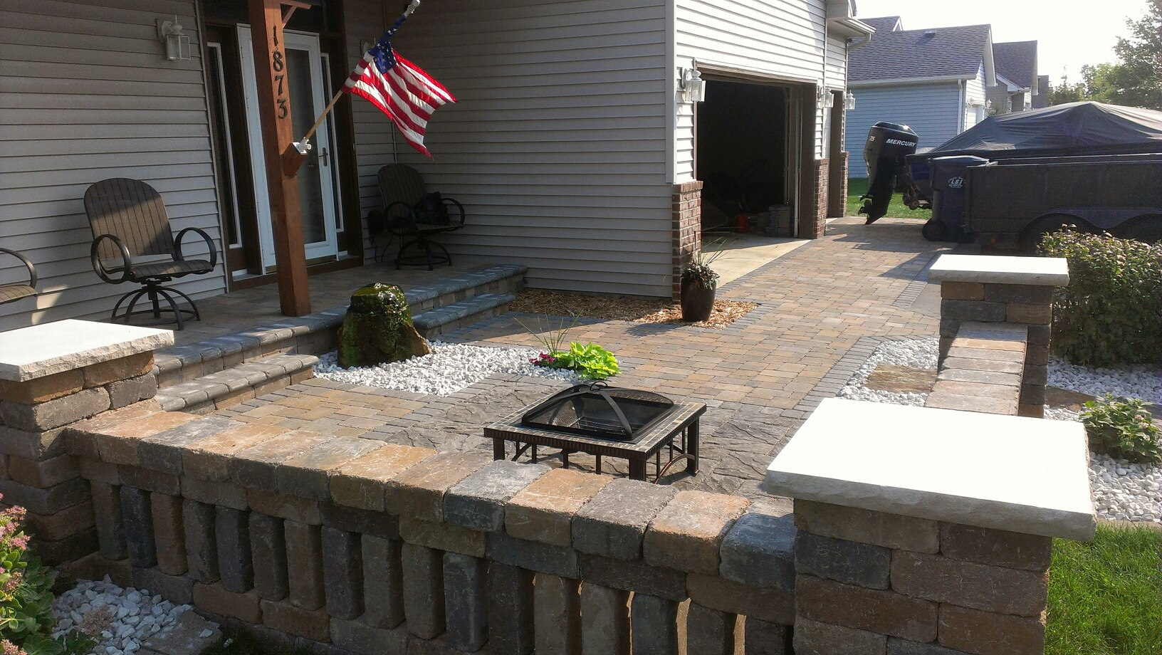 Brick Patios And Driveways In Shakopee Mn